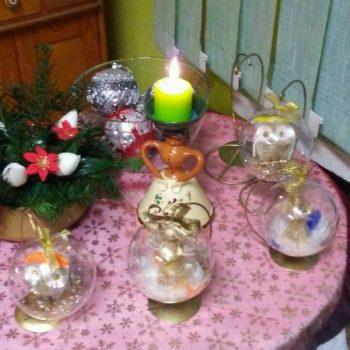 Spotkanie świąteczne w Filii nr 7