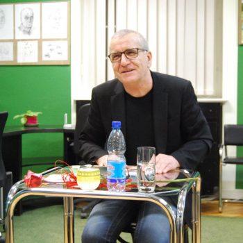 Spotkanie autorskie i promocja tomiku