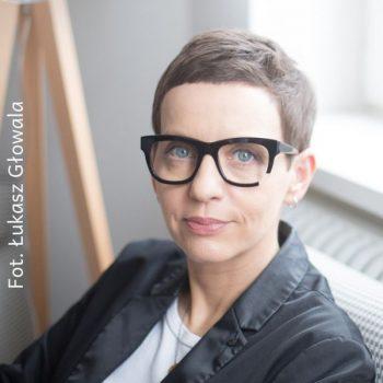 Spotkanie z Magdaleną Grzebałkowską on-line