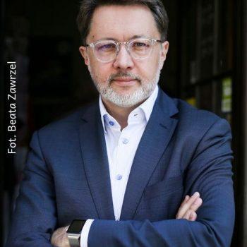 Spotkanie z Michałem Rusinkiem on-line