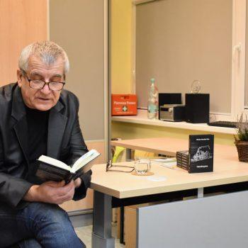 Promocja książki Wiesława Hawełko