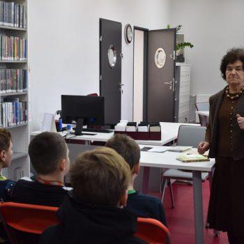 Prelekcja Krystyny Borucińskiej