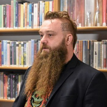 Spotkanie z poezją Rafała Mroza