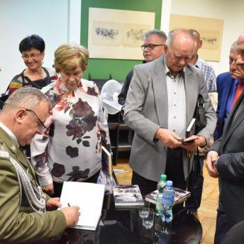 Spotkanie z gen. Bogusławem Packiem