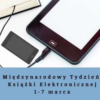Tydzień E-książki 1-7 marca