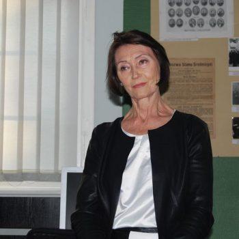 Wieczór autorski dr Ewy Woydyłło-Osiatyńskiej