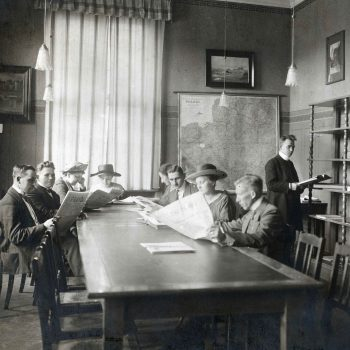 100. rocznica uruchomienia Biblioteki TCL