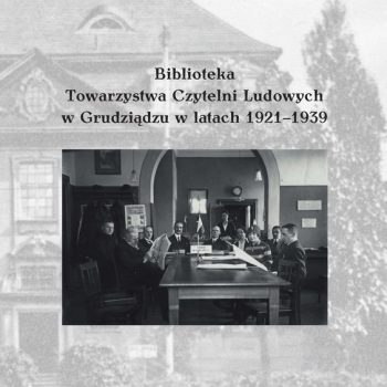 Promocja książki o bibliotece TCL